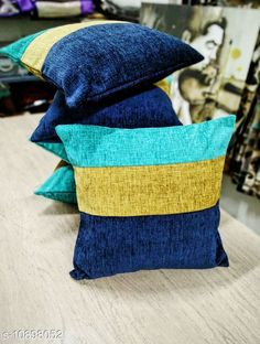Checkout this latest Cushion Covers Product Name: *Atteractive cushion cover Pack of 5 Real Desi* Country of Origin: India Easy Returns Available In Case Of Any Issue   Catalog Rating: ★4.4 (645)  Catalog Name: Ravishing Stylish Cushion Covers CatalogID_2013381 C117-SC1108 Code: 103-10898052-627