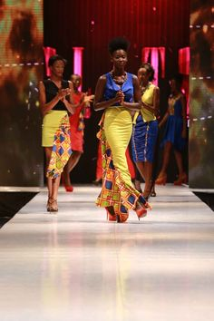 Quelques extraits du défilé de la marque Nkya au Glitz Africa Fashion Week 2013 à Accra. Cet évènement s'est tenu du 6 au 10 Novembre dernier dans la capitale ghanéenne. Site web Glitz Africa Fashion Week
