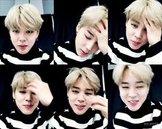 When even crashing his hair can make me die already XD