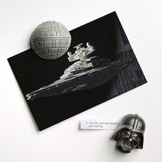 Star Wars Fridge Magnets - $20 ⋆ Geeky Home & Office Gifts!