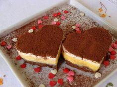 Foto: Bolo mini coração <3 Anote a Receita: http://www.showdereceitas.com/receita-de-bolo-mini-coracao/