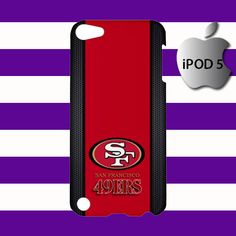 San Francisco 49ers iPod 5 5g 5th Touch Case Cover