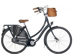 Dutch Bike, de Oma fiets.
