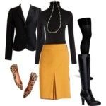 Family Friend's Dinner Party - Polyvore