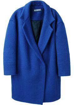 Jacquemus / Oversize Coat | La Garçonne