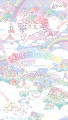 【2015】★ #LittleTwinStars #40thAnniversary