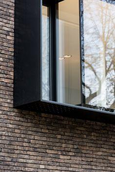 renovation townhouse DG   gent - Projects - CAAN Architecten / Gent