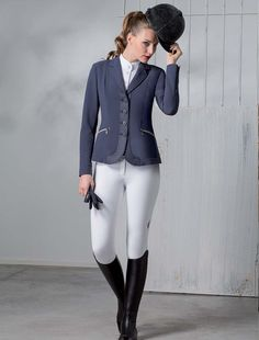 Equiline Linda Show Jacket | Exceptional Equestrian | Fashionable Equestrian Clothing & Apparel