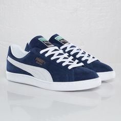 Sneakers puma suede baskets for 2019 Sneakers Mode, Puma Sneakers, Girls Sneakers, Casual Sneakers, Casual Shoes, Classic Sneakers, Puma Suede, Mens Fashion Shoes, Sneakers Fashion