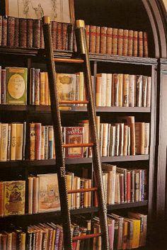 accumulating books