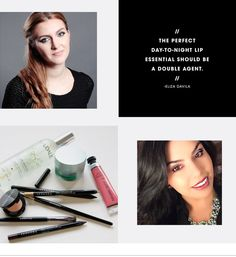 ASK A PRO: HOW TO TAKE YOUR LOOK FROM DAY TO NIGHT - on the #Sephora Glossy>