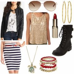 Party like a pirate outfit