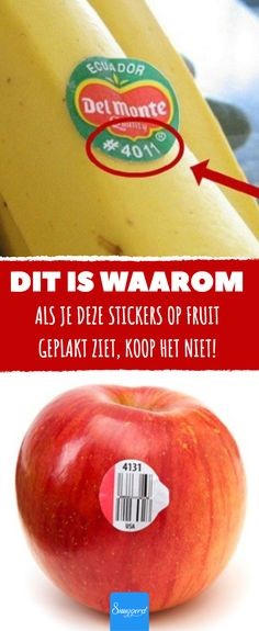 Let op labels beter is biologisch Healthy Tips, Healthy Recipes, Food Science, Tricks, Fun Facts, Healthy Living, Good Food, Food And Drink, Health Fitness