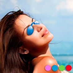 Sun is nice but protect your eyes .. Eye Protector. Check here : http://goo.gl/XcbLYb