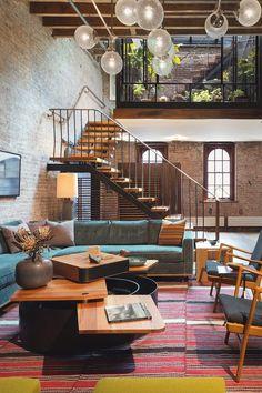 Tribeca loft by Andrew Franz | view 2