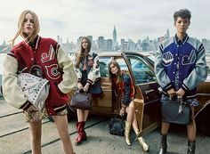 Coach F/W 16/17 Campaign by Steven Meisel | The Fashionography