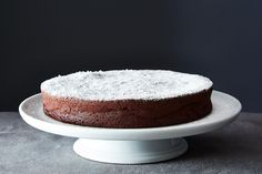 Flourless chocolate cake from Food52