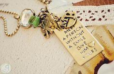 Vintage Decorative Necklace