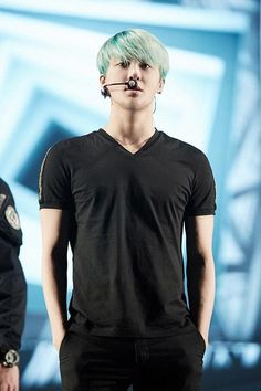Kim Junsu's Rehearsal for his Encore Concert in Seoul (150418)