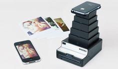 L'Impossible Instant Lab développe vos photos « old school »