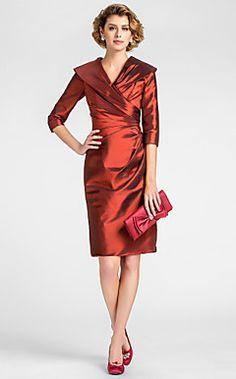MIAKODA - Vestido de Damas em Tafetá