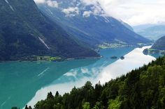 Olden - Beautiful Stryn - Enjoy an ever changing panorama of mountains, lakes and valleys.