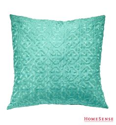 Love this colour! Teal Pillows, Throw Pillows, Homesense, Favorite Holiday, Decoration, Garden Inspiration, Giveaways, Holiday Gifts, Projects To Try