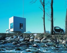 The Micro-Compact Home: One of the Tiniest Houses Around | Inhabitat - Sustainable Design Innovation, Eco Architecture, Green Building
