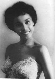 Diahann (at 21).