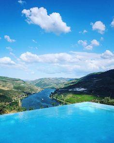 """Beautiful infinity pool at Quinta do Crasto, Douro Valley"" by (miguelcosta.photo). instatravel #douro #inspiration #hotelsandresorts #visitportugal #lifestyle #worldtravel #wonderful_places #discover_resorts #luxuryresorts #travelgram #wu_portugal #portugal_de_sonho #beautifulhotels #travelinginluxury #luxuryhotel #resortsmagazine #luxuryliving #wowmoments #worldheritage #wanderlust #tlpicks #fantastic_lux #infinitypool #ilovedouro #luxurylife #portugal #portugalalive. [Follow us on Twitter…"