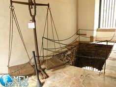 Museu Casa dos Contos - Balança e Senzala