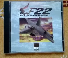 jeux vidéo PC  - F22 - Air Dominance Fighter