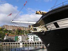 SS 'Great Britain' & Hotwells, Great Western Dockyard, Bristol 13.10.2005 PA130010 (10510861956).jpg