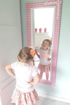 De mooiste spiegels voor meisjes vind je bij Kidsware...