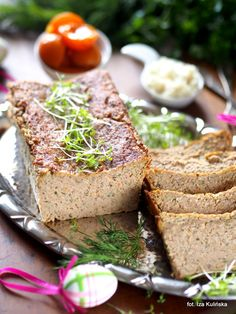 Kielbasa, Polish Recipes, Appetisers, Easter Recipes, Meatloaf, Avocado Toast, Side Dishes, Food And Drink, Cooking Recipes