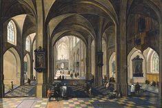 gothic cathedral interior - Google-søk