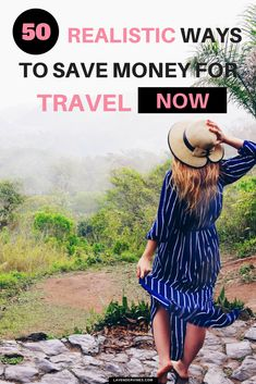 50 Realistic Ways to Save Money for Travel NOW I am a pro at saving money for travel. Here are 50 tips on how to save money for travel. Cienfuegos, Travel Money, Time Travel, Travel Advice, Travel Tips, Budget Travel, Travel Hacks, Trinidad, Find Cheap Flights
