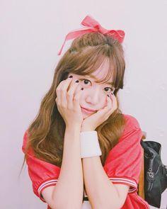 Apink - Namjoo South Korean Girls, Korean Girl Groups, Namjoo Apink, Oh Hayoung, Son Na Eun, Pink Panda, Eun Ji, Snsd