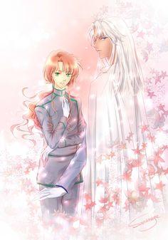 Sailor Moon / Zoisite and Kunzite Sailor Moon Villains, Sailor Chibi Moon, Sailor Saturno, Sailor Moon Character, First Animation, Dark Moon, Sailor Mercury, Pokemon, Sailor Jupiter