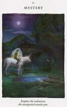 Unicorn Cards Diana Cooper