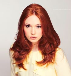 I topically dislike the Ponds, but I like her layers. Lol saving to maybe get my hair like this.