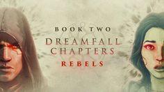 #DreamfallChaptersRebels #Dreamfall #DreamfallChapters Para más información sobre #Videojuegos, Suscríbete a nuestra página web: http://legiondejugadores.com/ y síguenos en Twitter https://twitter.com/LegionJugadores