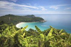 Blick auf Neil Island- Indien Rundreise