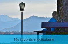 Sometimes it can be difficult to choose yet another meditation to listen to. You'd like to change every now and then, not always listen to the same ones. But well, you don't always feel like going through youtube or another page to search for something you like.  That's why I've made a list of my favorite meditations to share with you. I might add more meditations when I discover something new that I love. So please also let me know your favorites. I'd love to discover more!