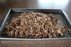Chocolate Coconut Granola by pastryaffair, via Flickr