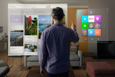 Windows Holographic: Transform Your World Into Hologram