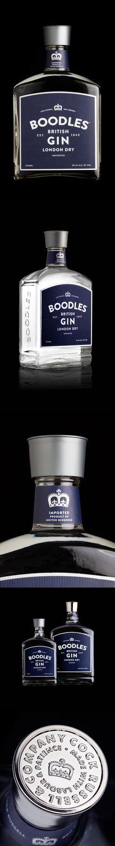 Boodles Gin by Stranger  Stranger