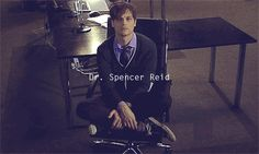 """Because he looks good sitting like this… 
