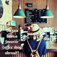 Where is your favorite coffee shop?☕️
