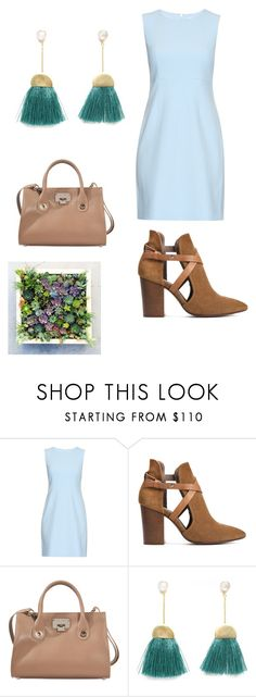 """""""Set 8...March 16th."""" by liz957 ❤ liked on Polyvore featuring Diane Von Furstenberg, H London and Jimmy Choo"""